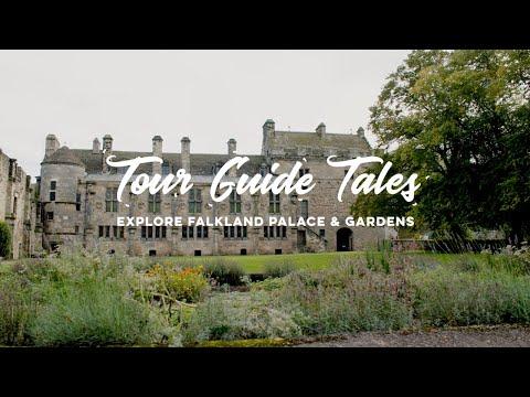Tour Guide Tales - Falkland Palace's Sunken Treasure