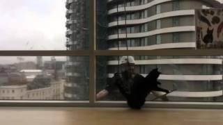 愛猫ギネスと窓拭きおじさん⑤