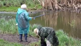 Рыбалка в пермском крае 2015 видео