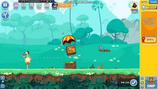 AngryBirdsFriendsPeep07-07-2018 level 1