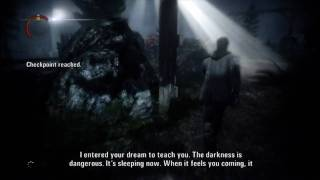 Alan Wake - First Impressions Review (possible spoilers)