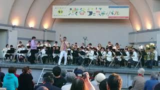 2017/11/5 代々木公園で開催されたふるさと渋谷フェスティバルでの渋谷...