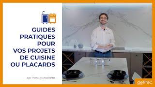 Découvrez comment choisir, organiser, agencer votre nouvelle cuisine équipée