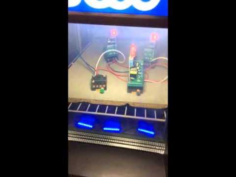 loop detector and rfid reader test
