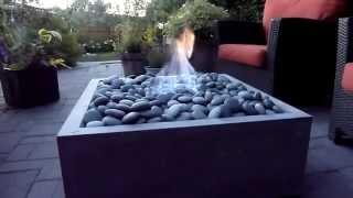 Barbecues Galore: Dekko Alea Concrete Fire Pit