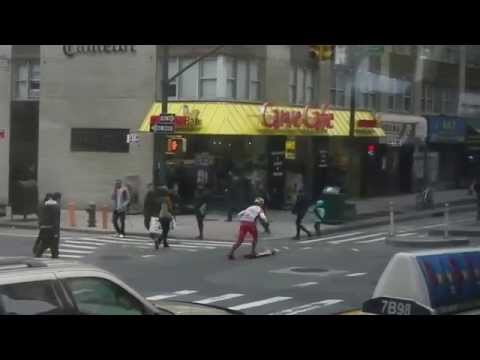 CRAZY NEW SPORT in New York City
