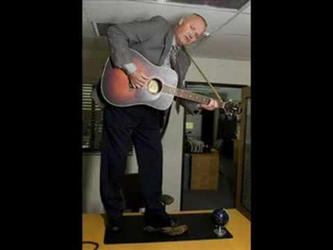 Creed Bratton - Spinnin n' Reelin (the Office)