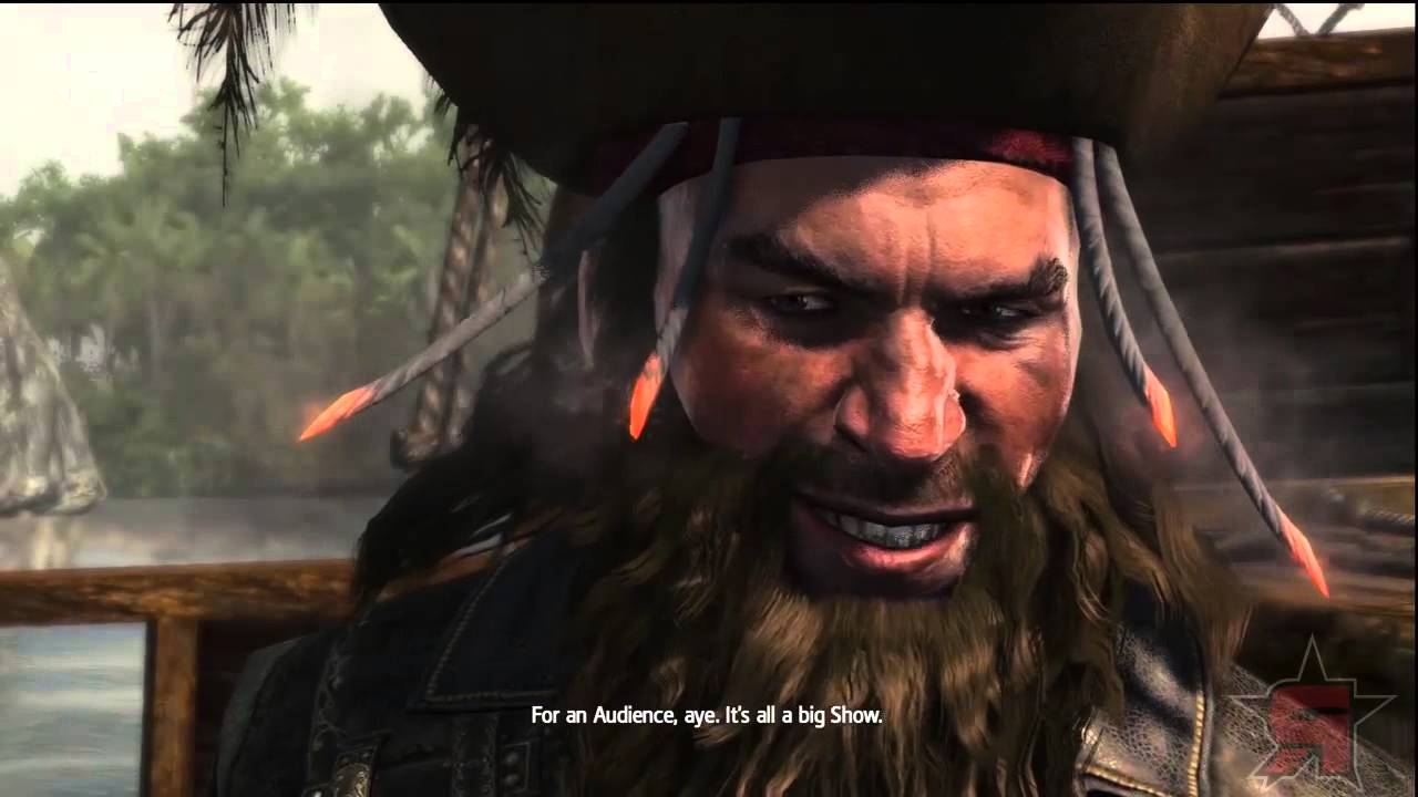 Assassin's Creed IV: Black Beard is The Devil - YouTube