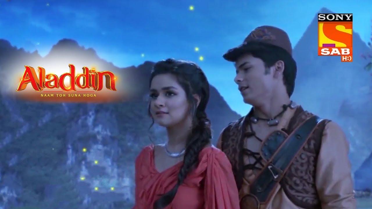 Download Aladdin And Yasmine In Fantasyland | Alasmine Romantic Moments | Aladdin