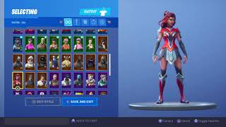 Fortnite skin,item,loading screen,collection I am real og