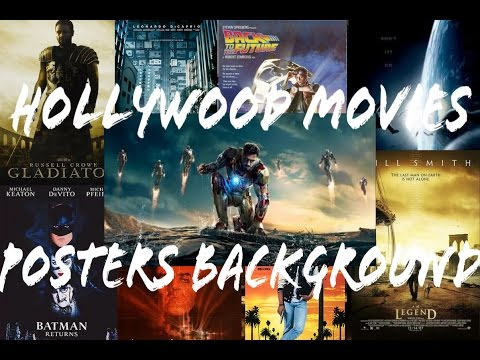 How to Download Free Manipulation Background For Editing  || Hollywood Movies Posters ||