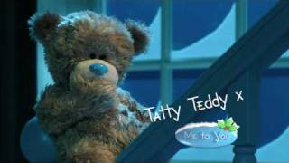 Tatty Teddy - Have a Wonderful Christmas from Me to You