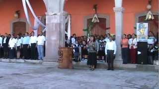 Desfile 16/Sep/12 Hueytamalco Puebla