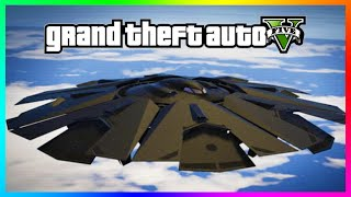 GTA 5 - What Is Actually Inside UFO