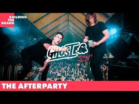 GHOST Summer Shredding Afterparty - Building The Brand | S2:E24