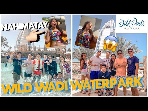 MAY NAHIMATAY SA WILD WADI WATERPARK SA DUBAI | WILD WADI WATERPARK REOPENING 2021