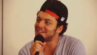 5 Minutes avec Kev Adams par Waldeck TV (Le Zénith de Saint-Etienne, le 06 Octobre 2014)