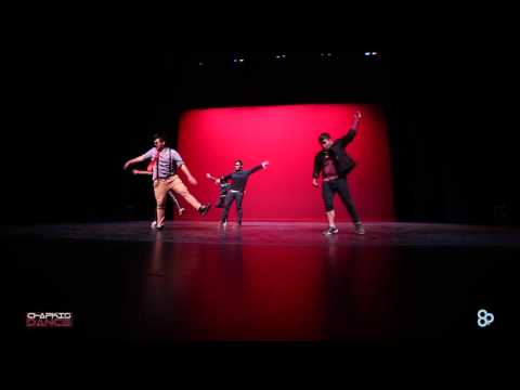 Odd Ones Out (Front Row) | Chapkis Dance Halloween Show 2015