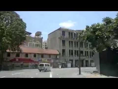 Sri Lanka Ramayana Yatra -A Drive through  Colombo City (Dec 2016)