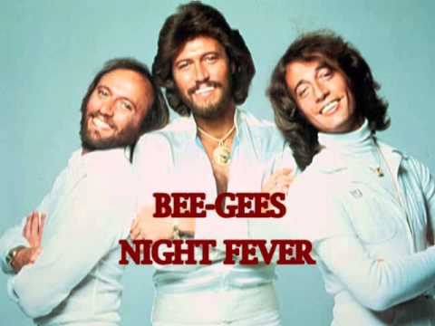 THE BEEGEES NIGHT FEVER HQ