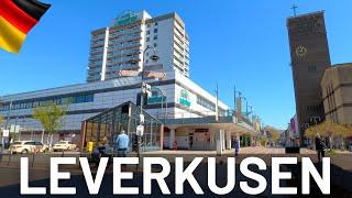 LEVERKUSEN Driving Tour 2021 🇩🇪 Germany  4K Video Tour of Leverkusen