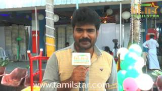Madhan At 88 Movie Shooting Spot