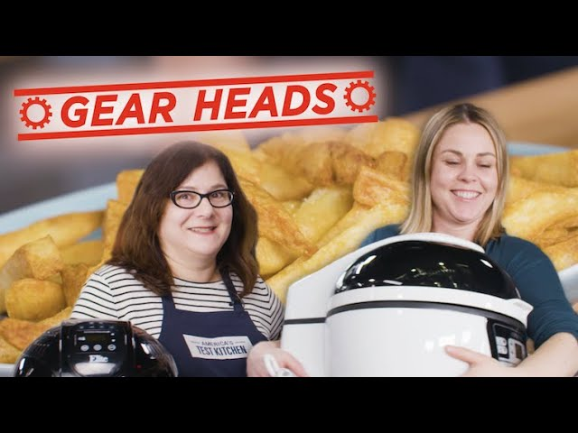 Gear Heads Which Air Fryers Actually Make The Crispiest Fries Youtube