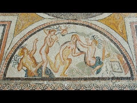 SPAIN  Hispania (Roman Spain) - Villa Romana de Carranque