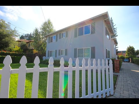 Menlo Park apartment for Rent | 1027 Santa Cruz Ave # 3