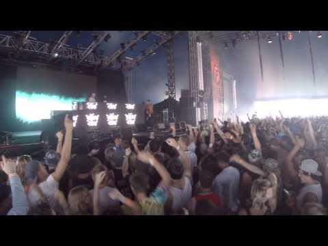 Future Music Festival 2015 Sydney - Amazing Footage