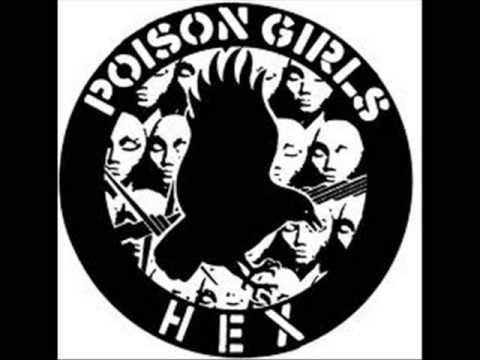 Poison Girls - 1979 - FULL Hex (12'')