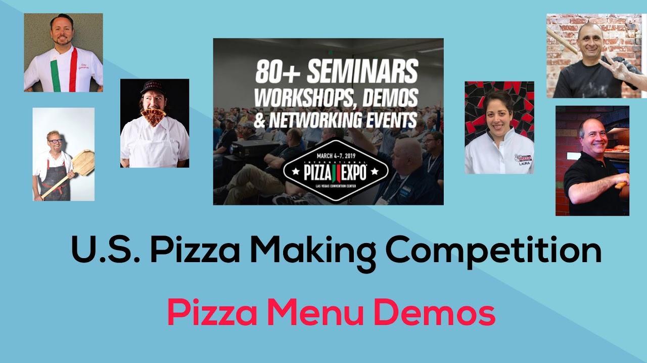 Pizza Expo and Artisan Bakery Expo 2019 Las Vegas Convention Center