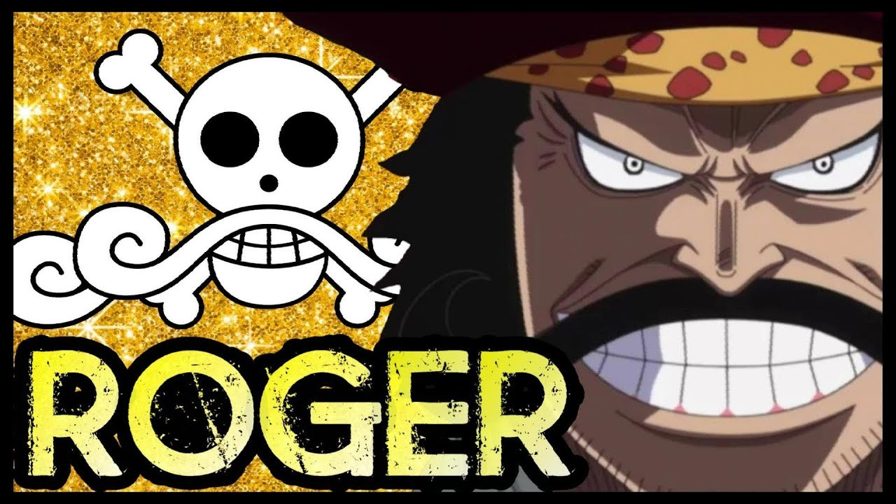 GOL D  ROGER: The Pirate King - One Piece Discussion
