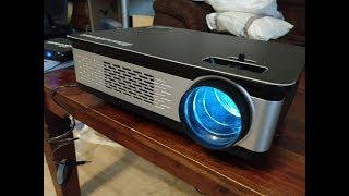 Review - Z720 1080P Beamer von Excelvan