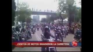Domingo 23 Junio - Casablanca - Harley-davidson World Ride Santiago Chile