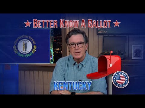 """Kentucky, Confused About Voting In The 2020 Election? """"Better Know A Ballot"""" Is Here To Help!"""
