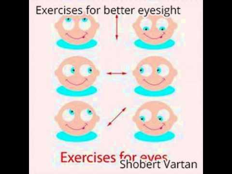 how to get better eyesight