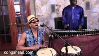 Africa Forestdance perform Bhutsu Mutandarika