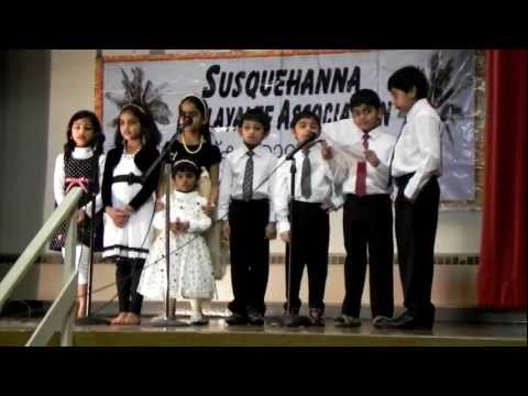 lathiri poothiri group song by Kids -...