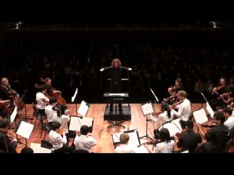 Nova Youth Orchestra - Copland Hoe Down from