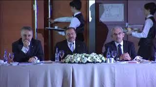 Orman ve Su İşleri Bakanı Prof. Dr. Veysel Eroğlu, Bakanlığı'nın Faaliyet Raporunu Açıkladı.mp3