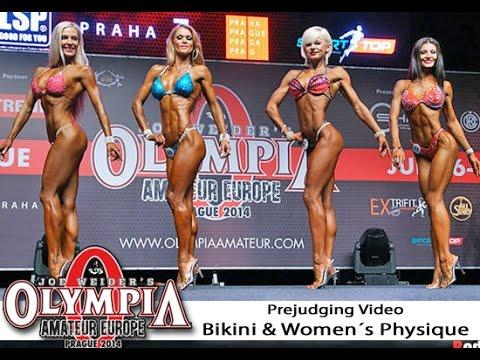 Amateur Mr.Olympia Europe 2014 - Bikini & Womens Physique