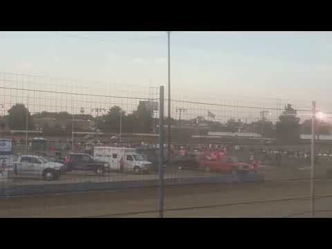 USAC Sprint Cars Heat 4 Terre Haute Action Track 7/25/18