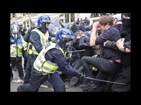 Photo Essay FINAL: Police Brutality