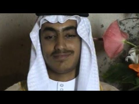 CIA releases new video of Osama Bin Laden's son Hamza