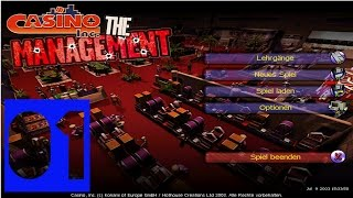 Casino Inc. The Management - #01 - WELCOME BACK! - Let