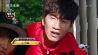The Amazing Race Lee Kwang Soo and Kim Jong kook