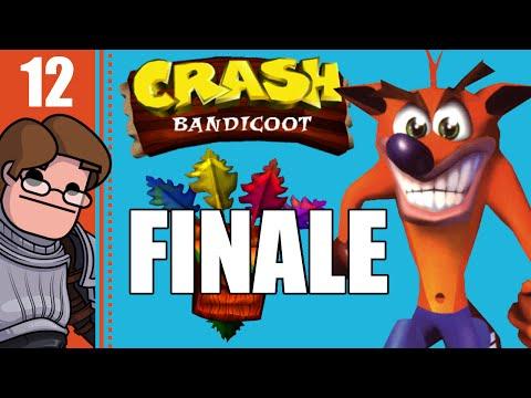 Let's Play Crash Bandicoot Part 12 FINALE - Dr. Neo Cortex [Patreon Sponsored Series]