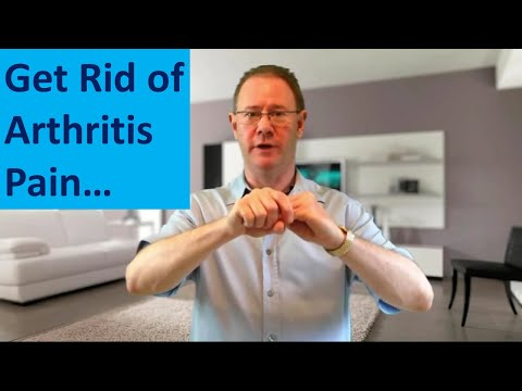 How To Get Rid Of Arthritis Pain - Fast Arthritis Pain Relief. Try All 3 Steps Free @ ACrazyCure.com