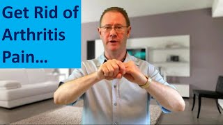 How To Get Rid Of Arthritis Pain - Fast Arthritis Pain Relief. Easy Energy Therapy - Try It Now.